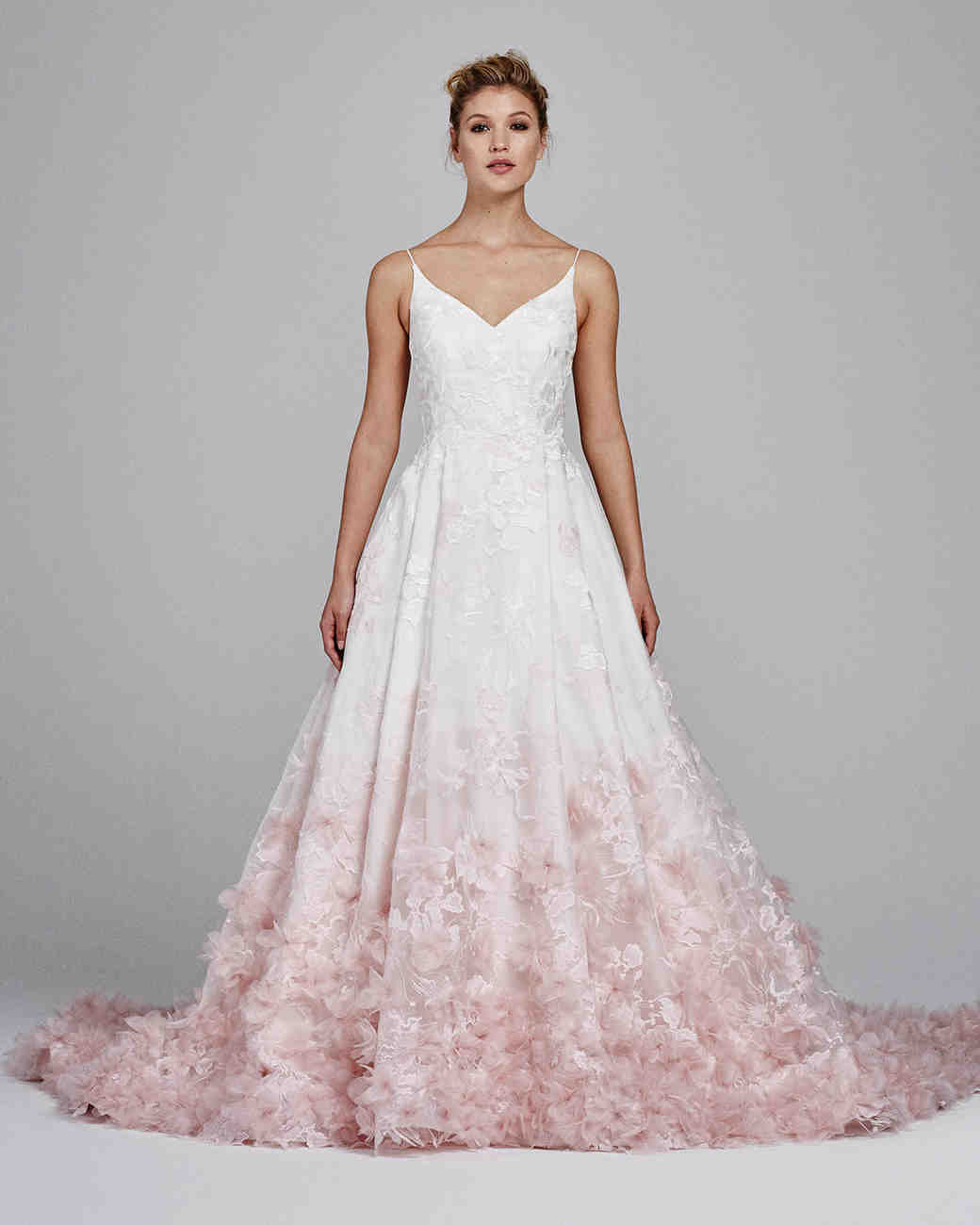 kelly faetanini wedding dress fall 2017