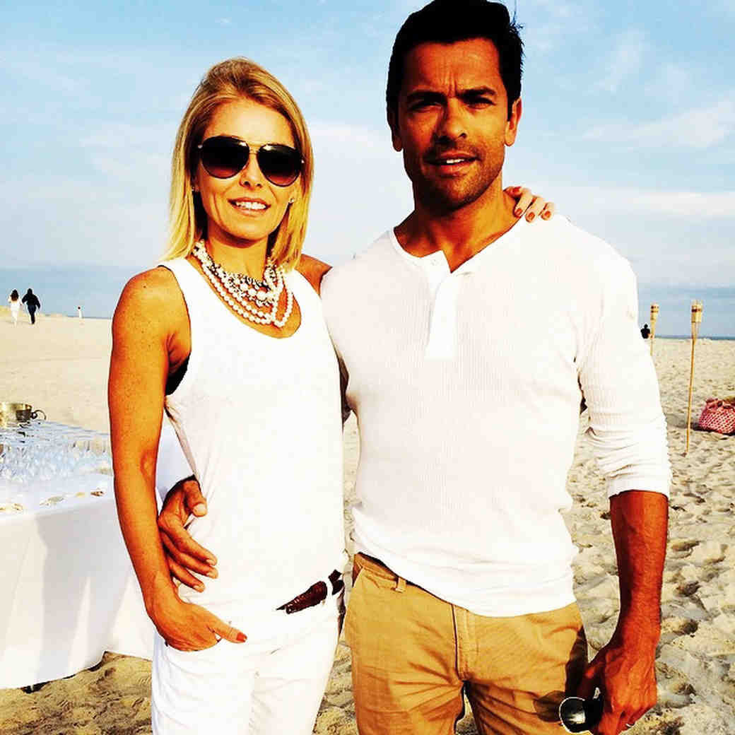 Mark Consuelos Can't Stop Gushing Over Wife Kelly Ripa