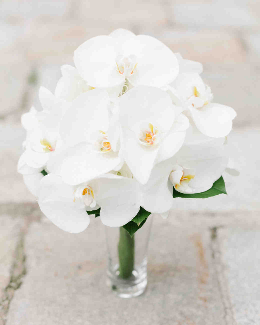 Simple Flower Bouquets For Weddings: 16 Impressive Orchid Wedding Bouquets