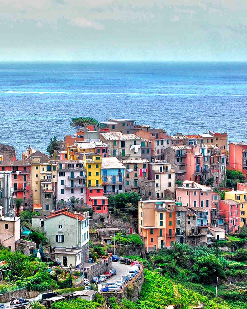 romantic places italy corniglia paese