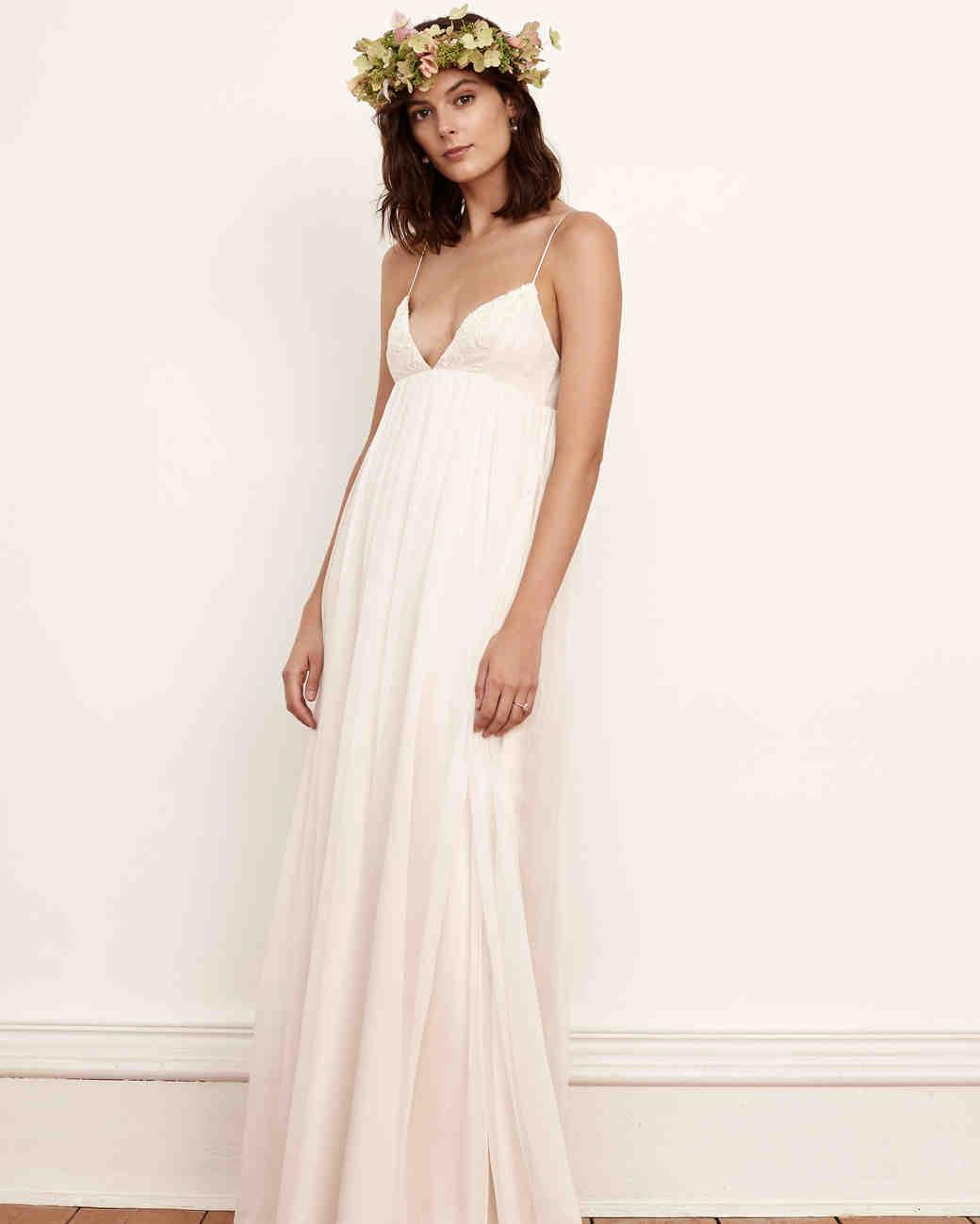 Savannah Miller Fall 2017 Wedding Dress Collection