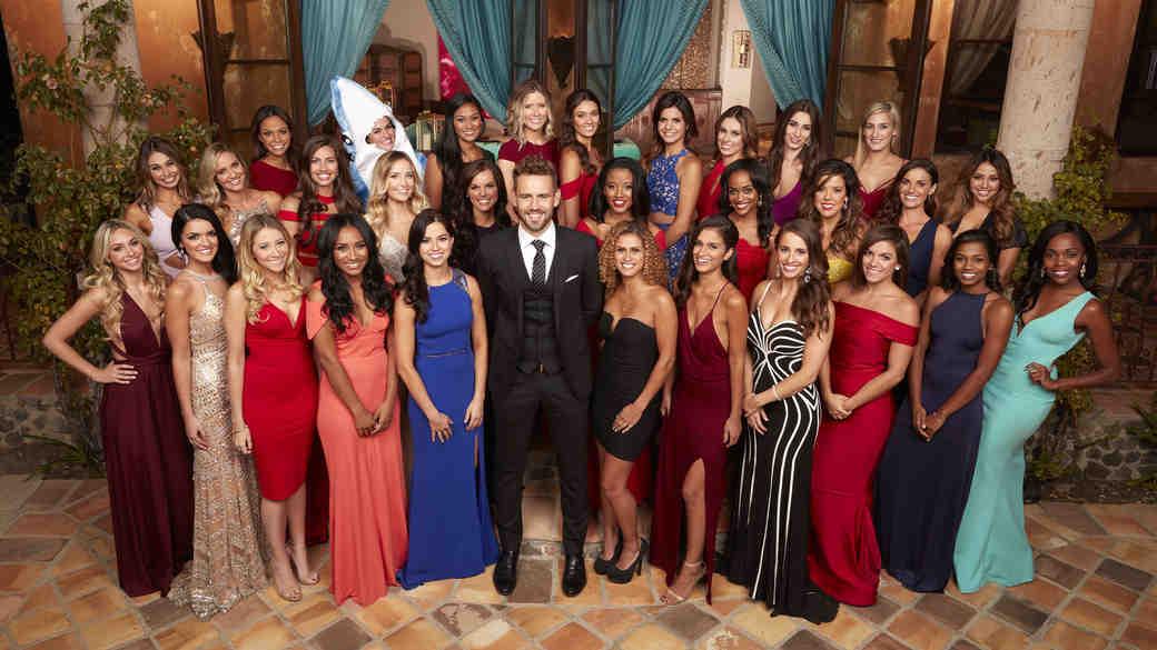 Bachelor season Nick Viall and contestants