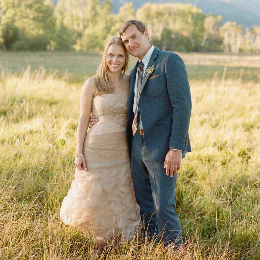Callie and Eric's Rustic Ranch Wedding
