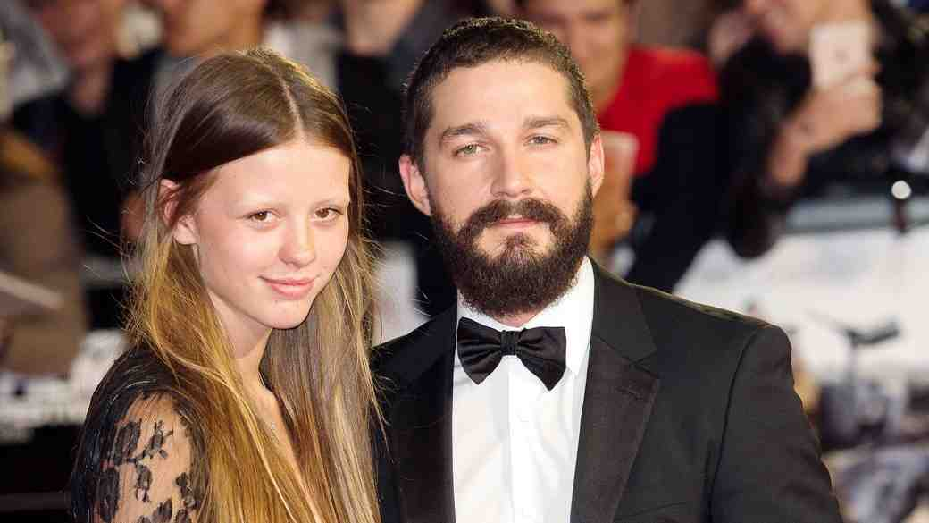 Did Shia LaBeouf Marry Mia Goth In Vegas?