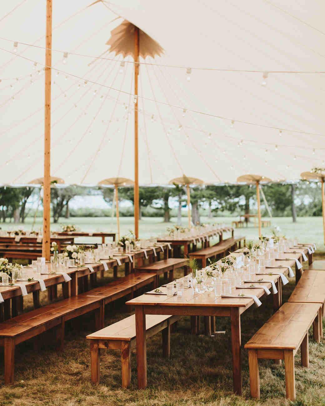 hadley corey wedding tent interior