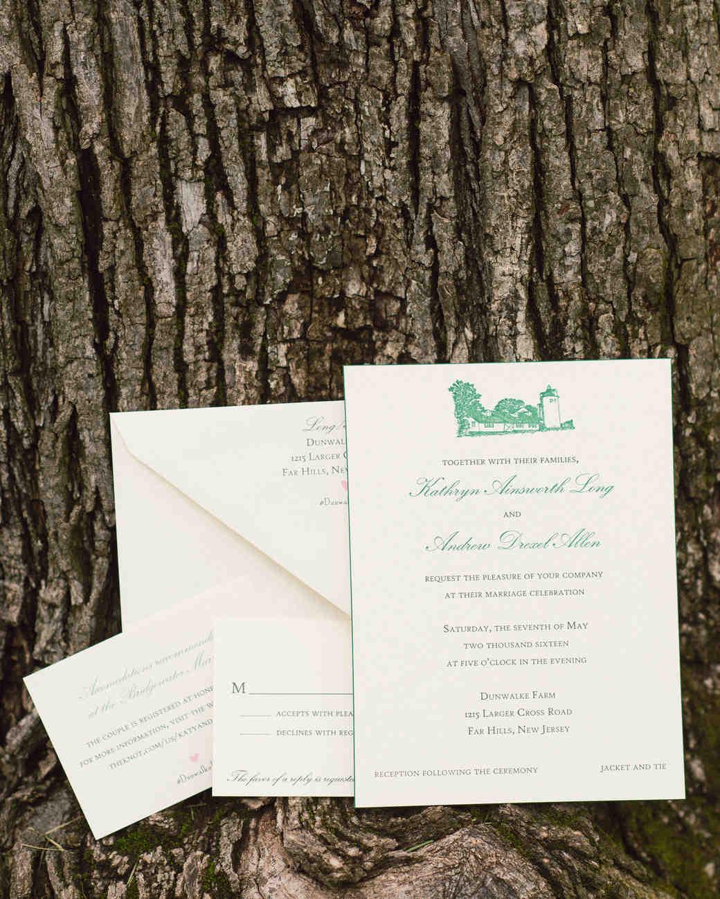 katy andrew wedding invite