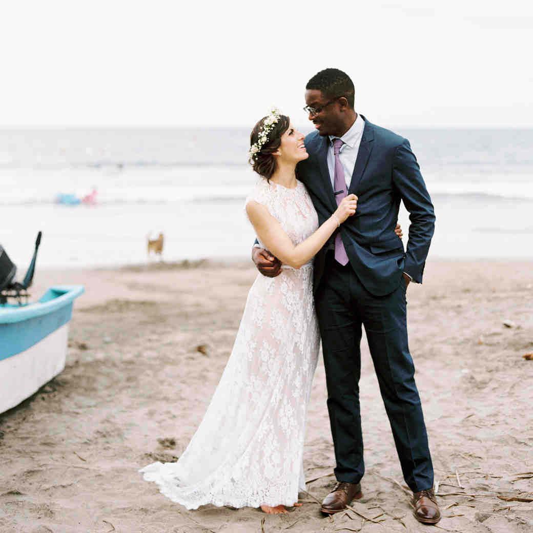 A Joyous Destination Wedding in Mexico