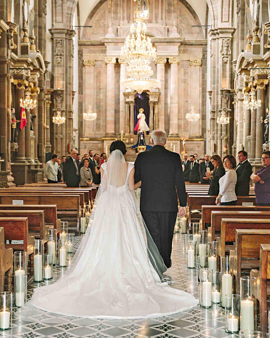 regina chris wedding bride father