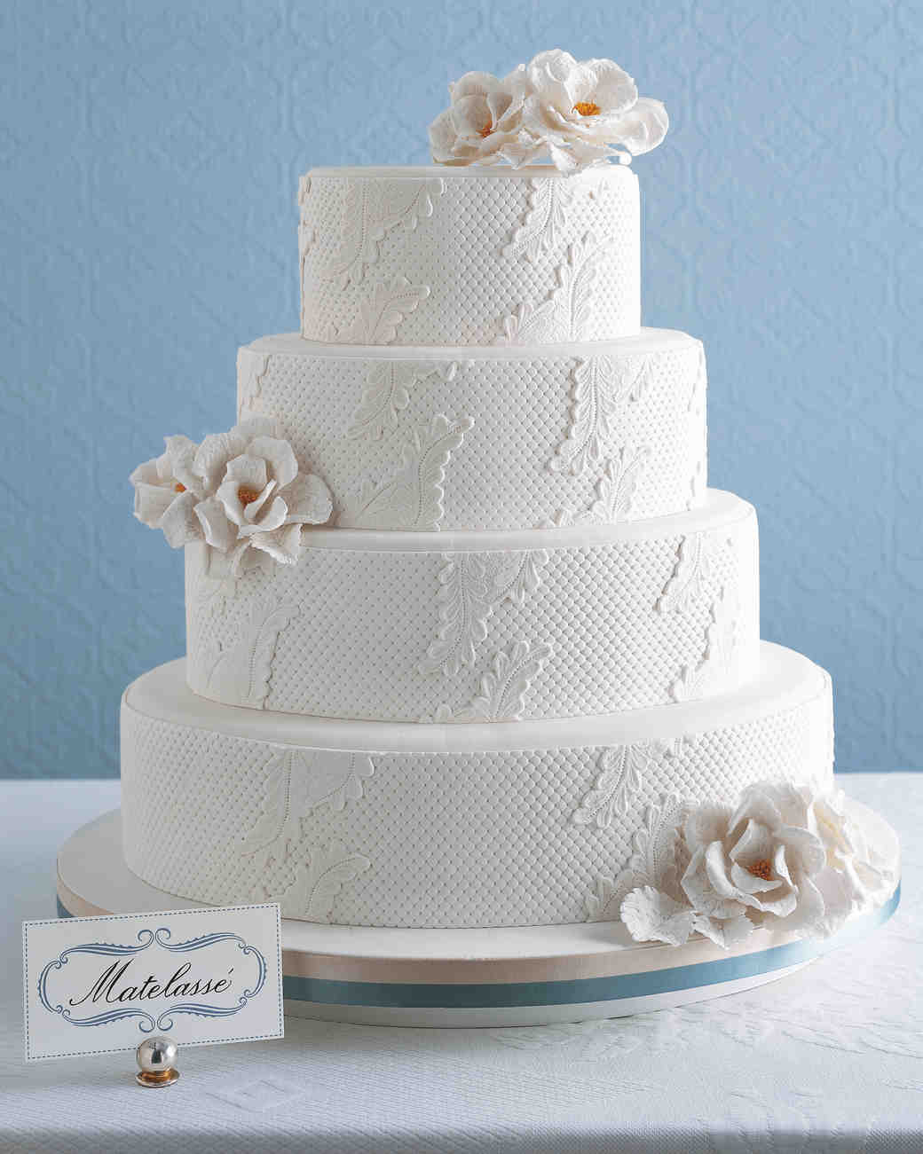 20 Years of Gorgeous Wedding Cakes by Pastry Chef Ron Ben ...