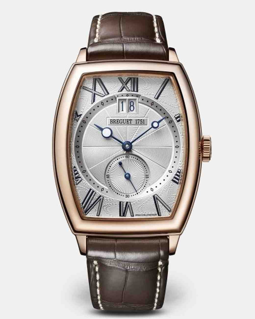 breguet heritage watch