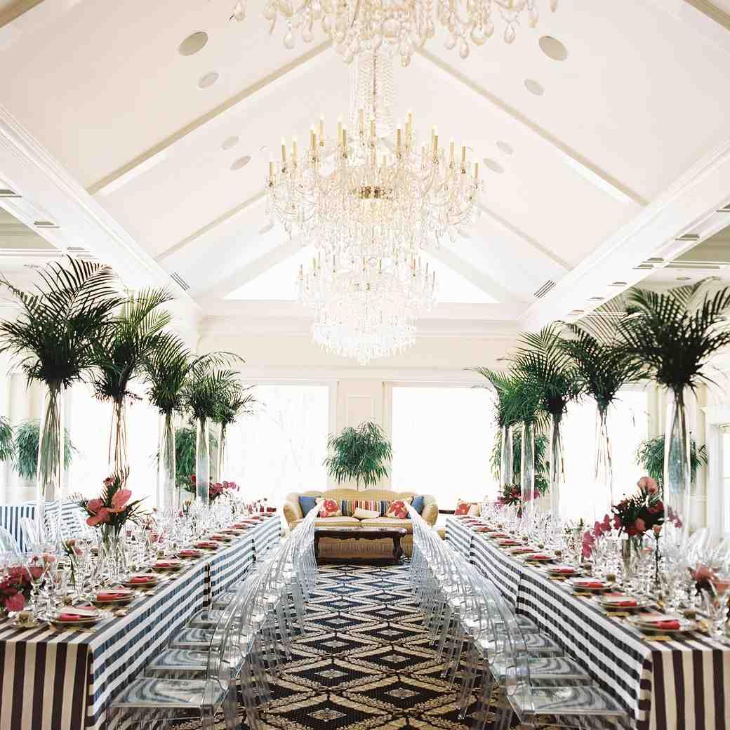 A Fun, Floral Bridal Shower in Washington, D.C.