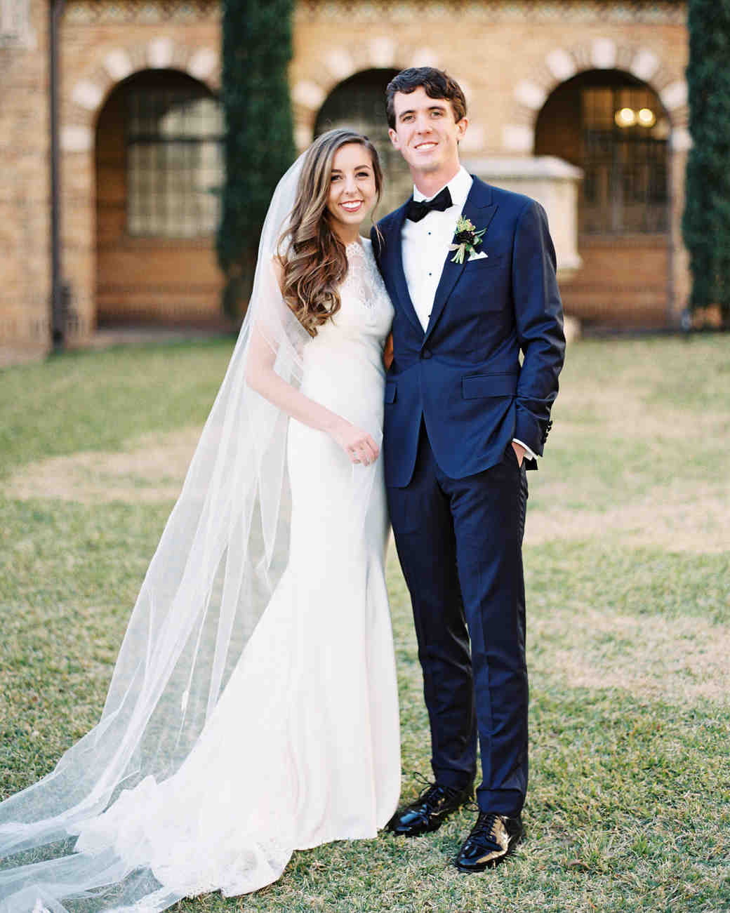 A Romantic Urban Wedding In Austin Tx Martha Stewart