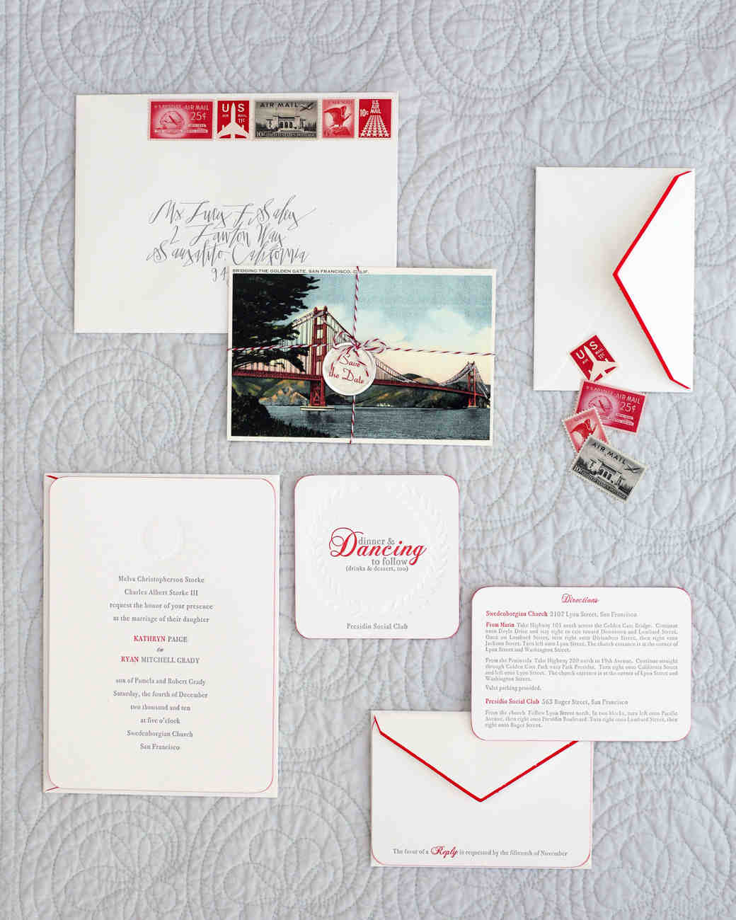 29 Festive Ideas for a Christmas Wedding – Wedding Invitations Christmas