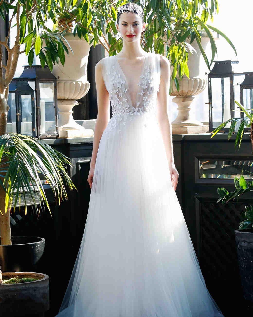 Francesca Miranda Fall 2017 Wedding Dress Collection