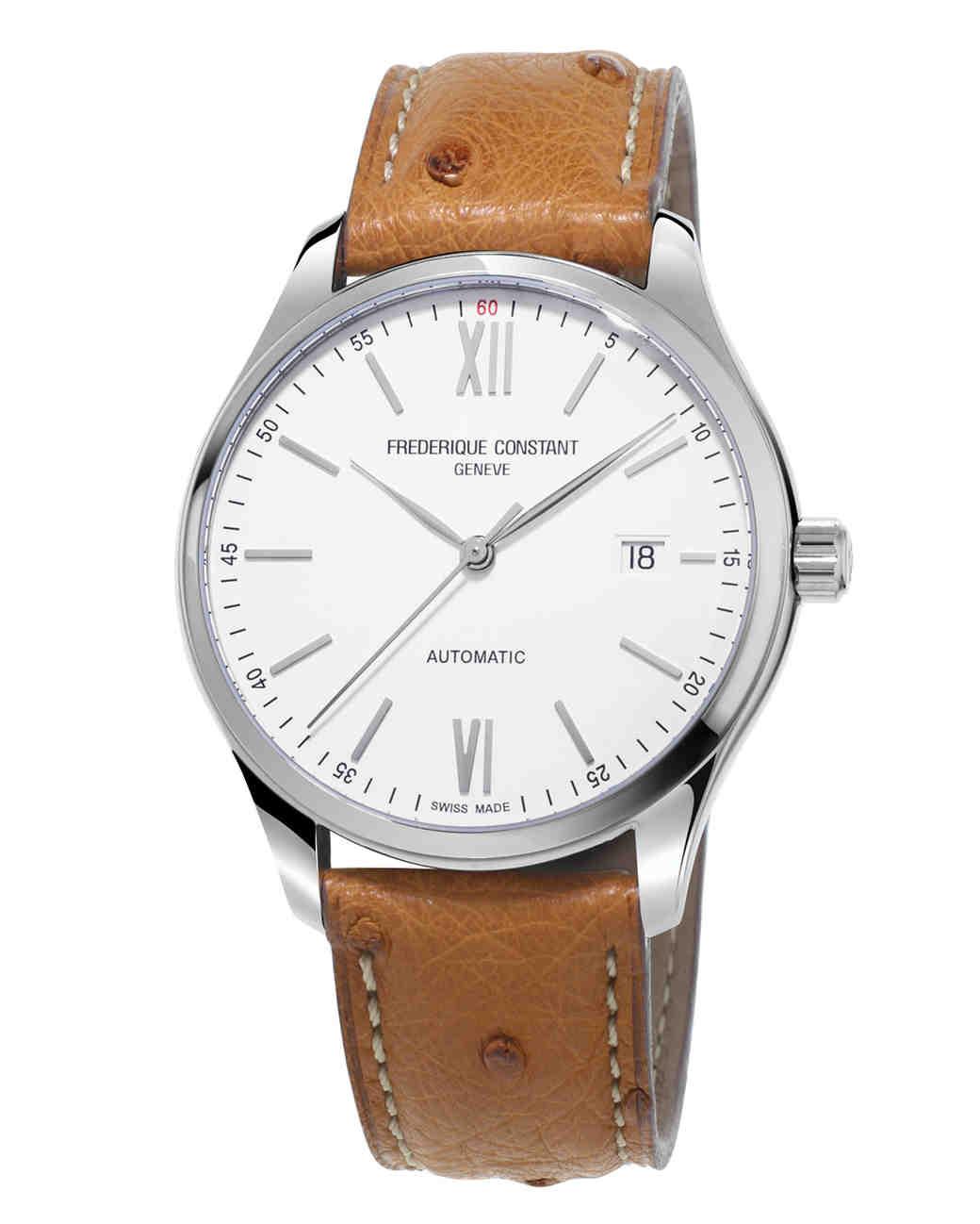 Frederique Constant Classics Index Watch