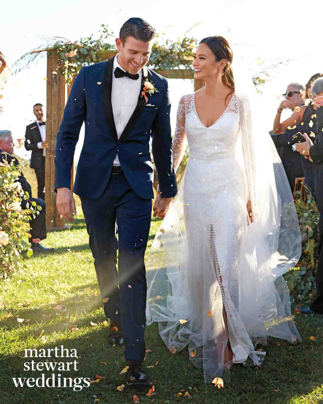 Exclusive See Jamie Chung And Bryan Greenbergs Wedding Photos