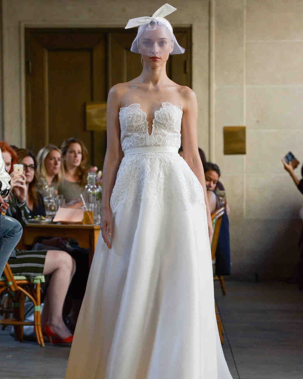 Lela Rose Wedding Dresses Nyc : Lela rose fall wedding dress collection martha