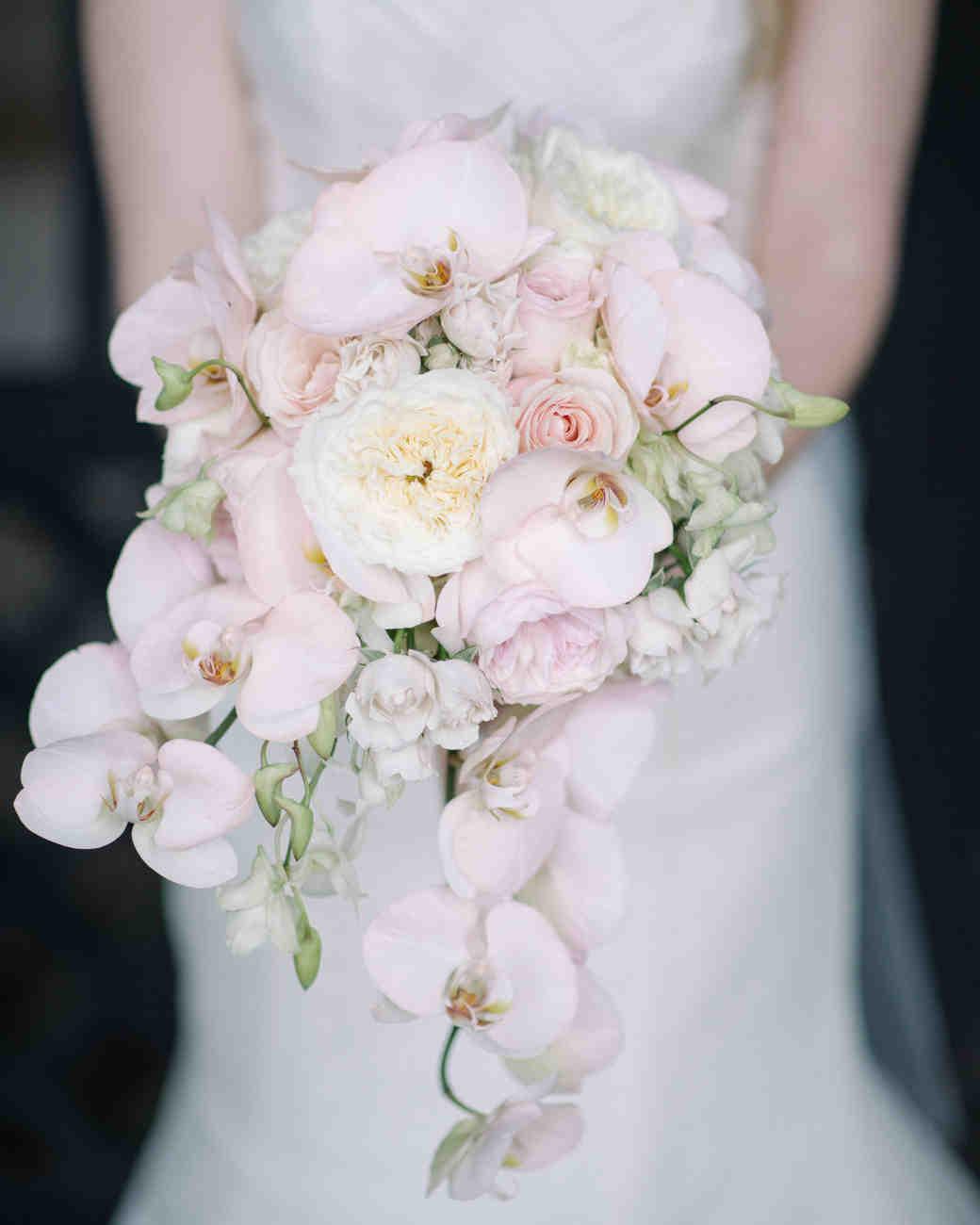 Simple Wedding Bouquet Of Flowers: 16 Impressive Orchid Wedding Bouquets