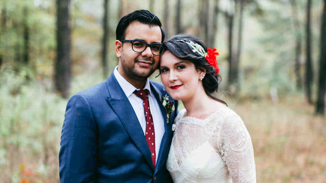 Thea and Rachit's Two-Day Hindu and Jewish Wedding Celebration
