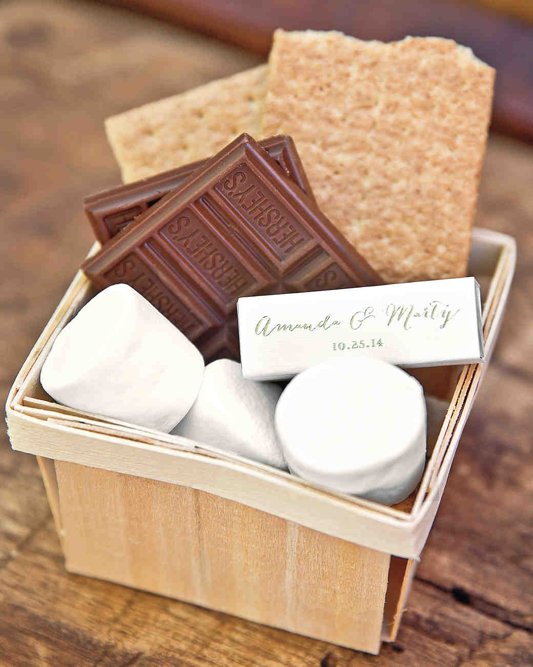 Wedding S'mores-Making Kit