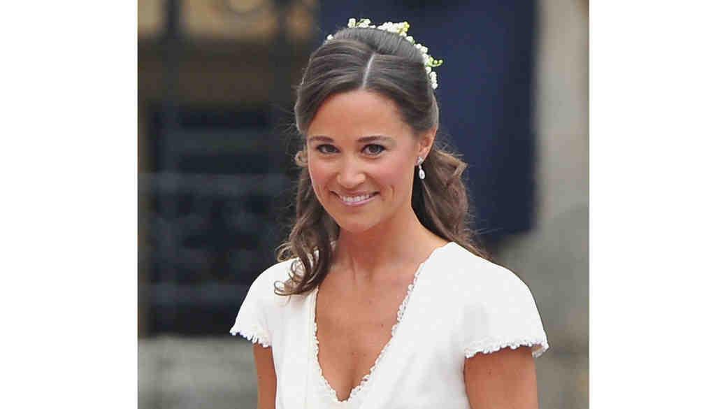 Is This Pippa Middleton's Wedding Dress Designer?
