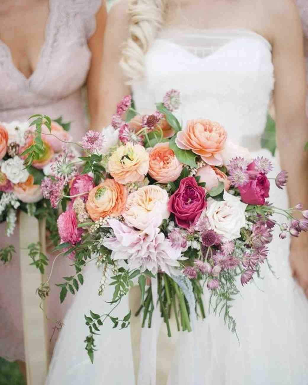 Dahlia Wedding Flowers Snow412info