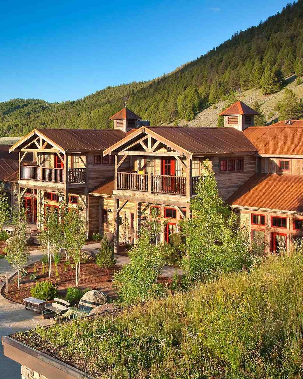 Ranch Rock Creek Montana