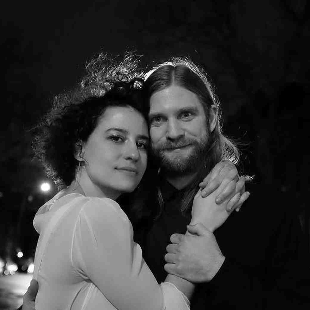 Ilana Glazer and David Rooklin Wedding Photo