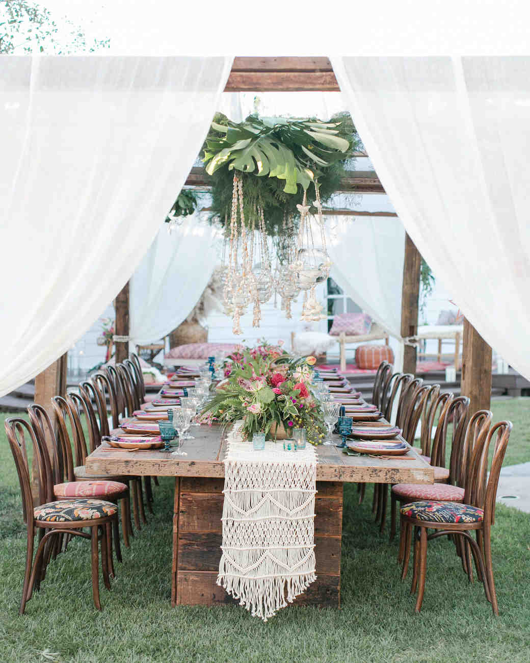 33 Tent Decorating Ideas to Upgrade Your Wedding Reception ...