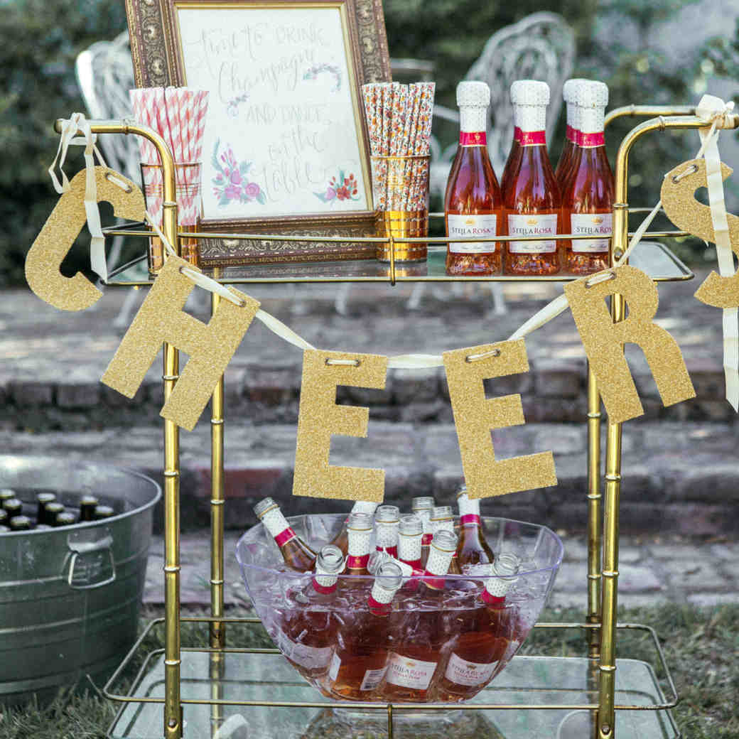 The Ultimate Wedding Bar Checklist