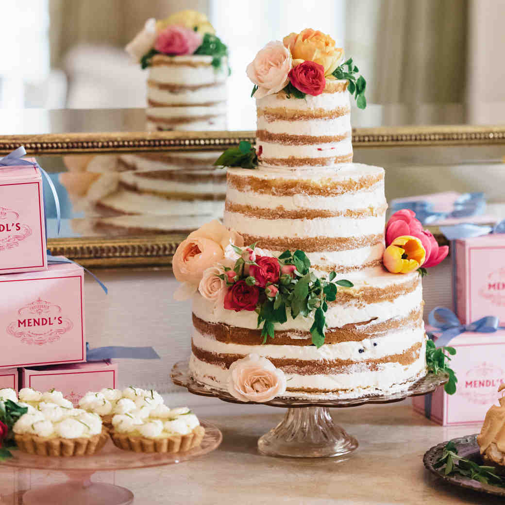 Wedding Cakes: Wedding Cakes & Toppers