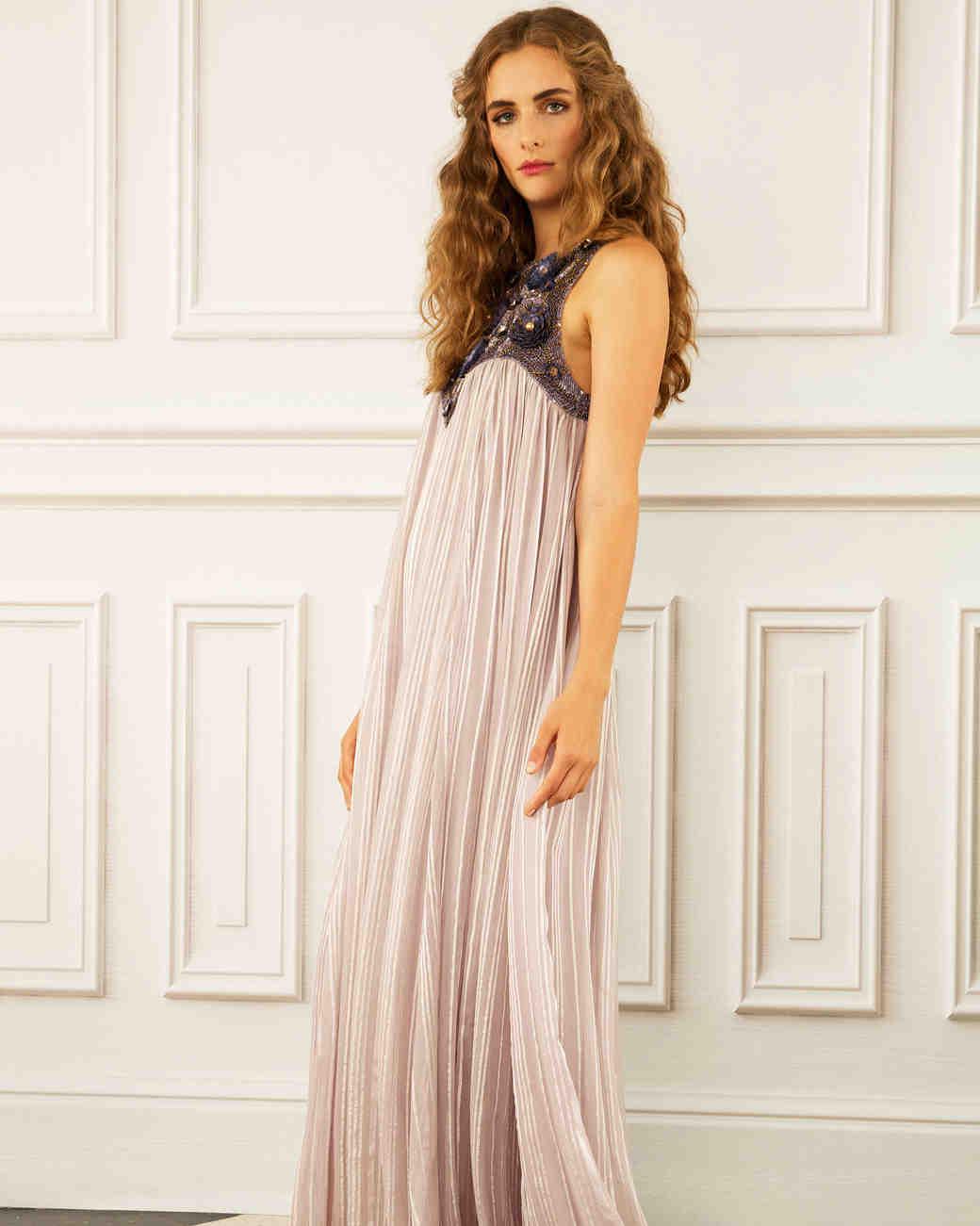 maria korovilas wedding dress spring 2017 long loose
