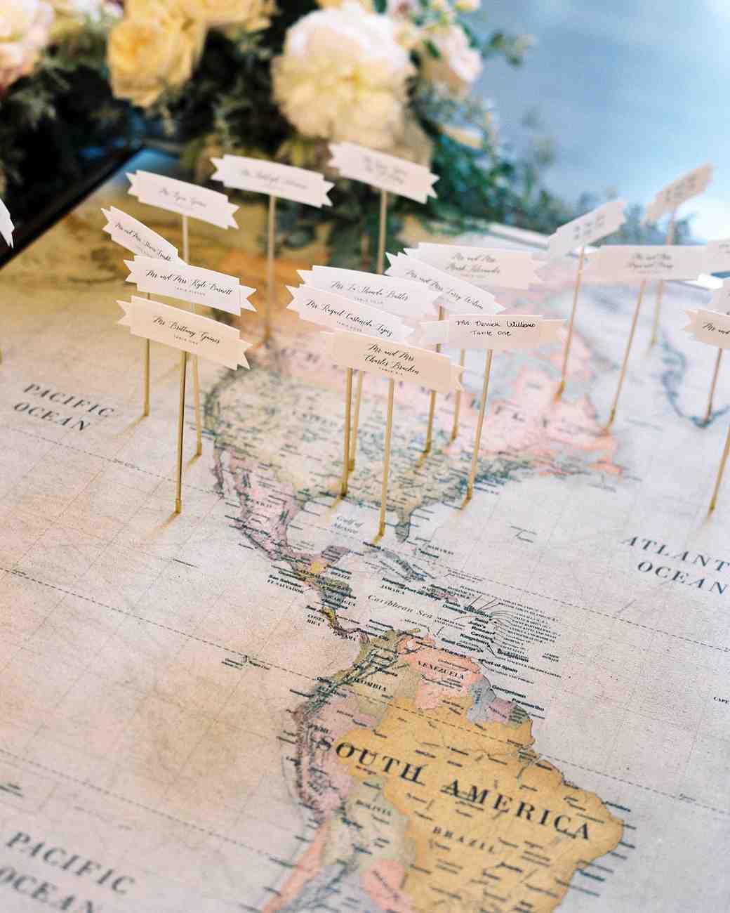 meki ian wedding michigan guest map