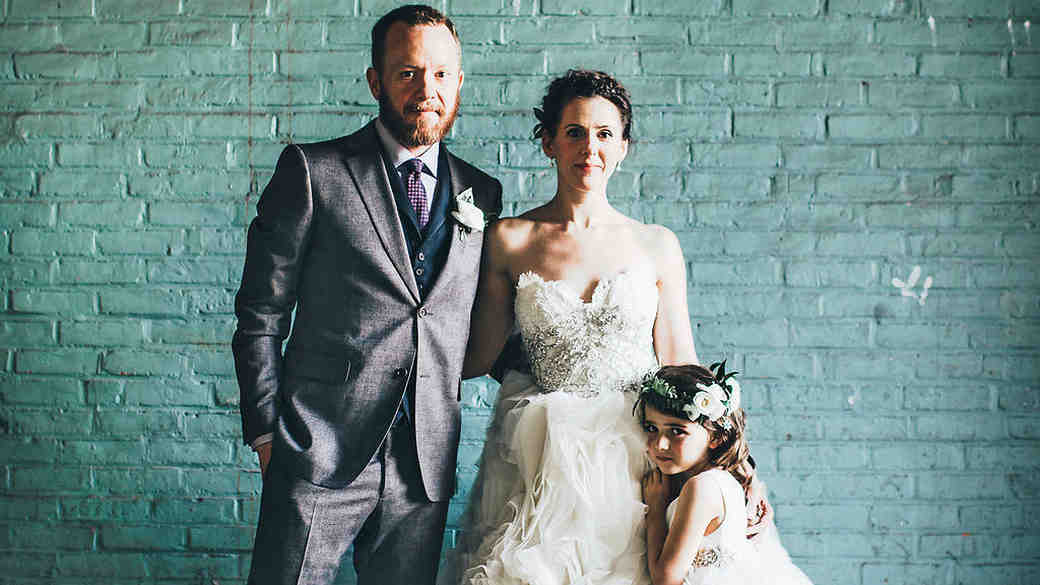 A Nontraditional Wedding at a Contemporary Art Museum