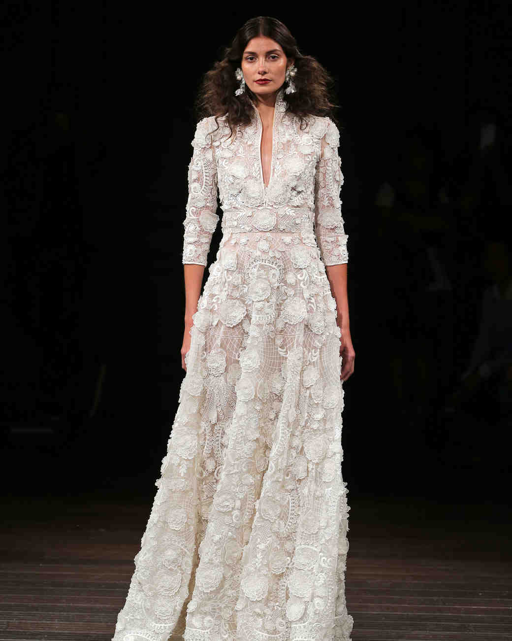 Naeem Khan Wedding Dresses 2016 Spring Collection Crazyforus. Naeem .