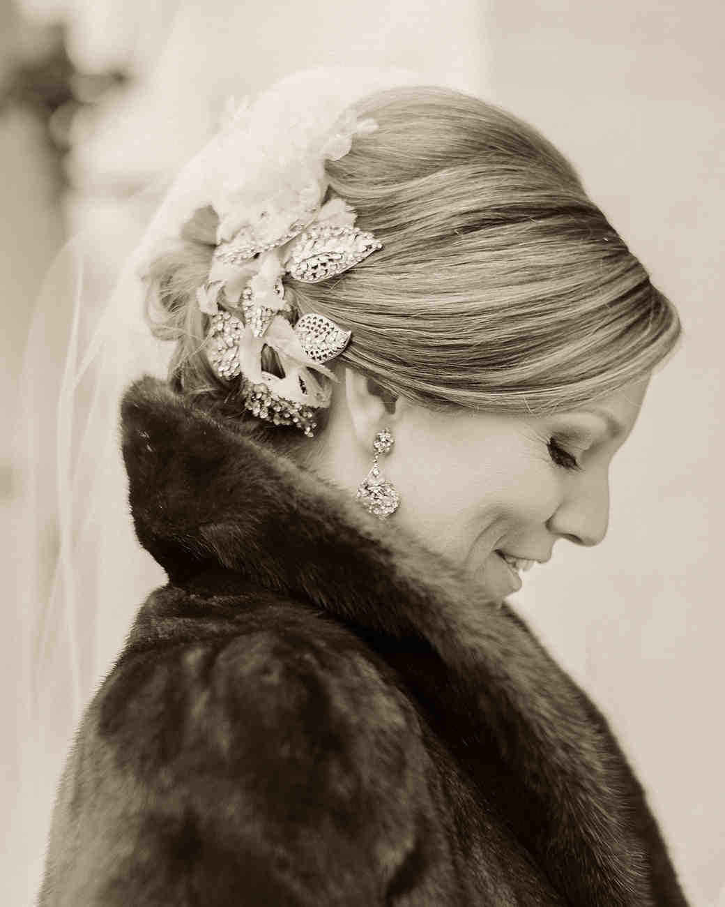 bridal beauty look
