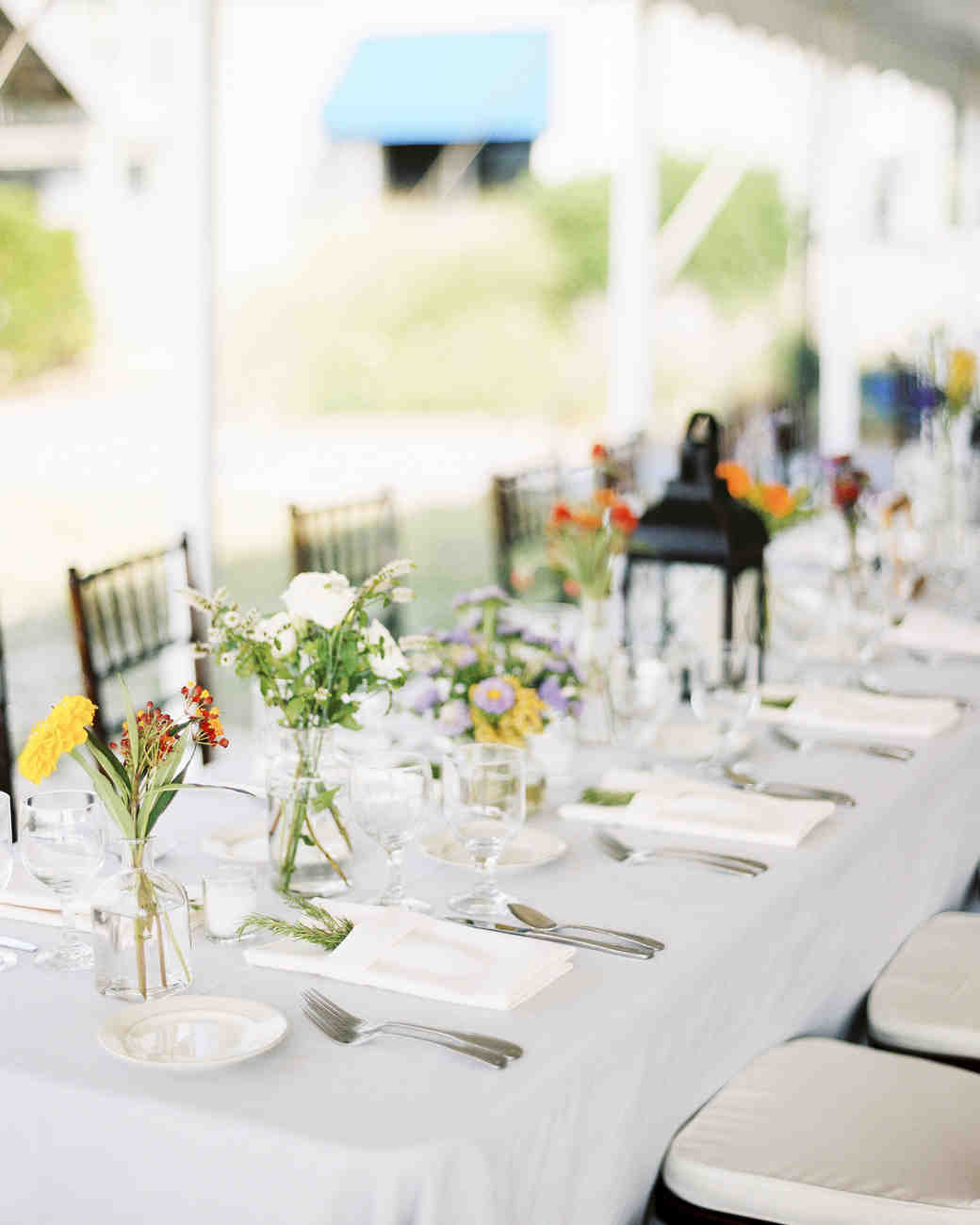 39 Simple Wedding Centerpieces Martha Stewart Weddings ...