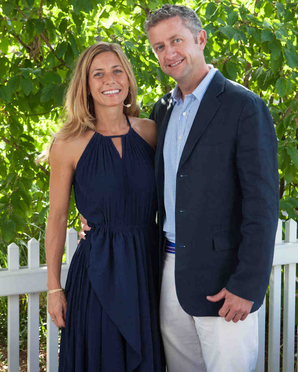 Gillian and William's Nautical New England Rehearsal Dinner ...