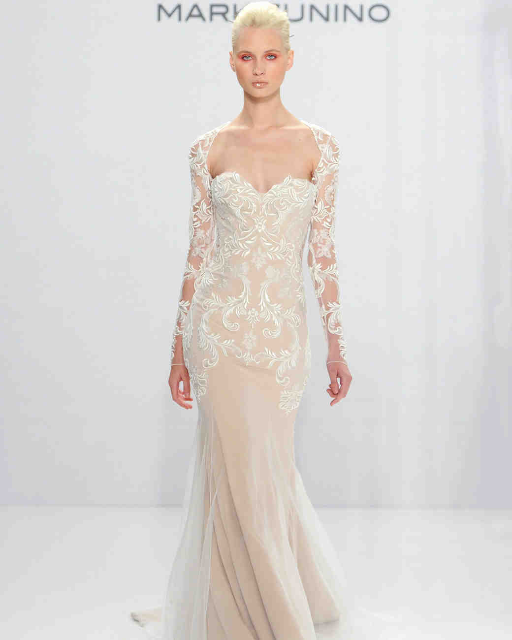 Mark Zunino Wedding Dress