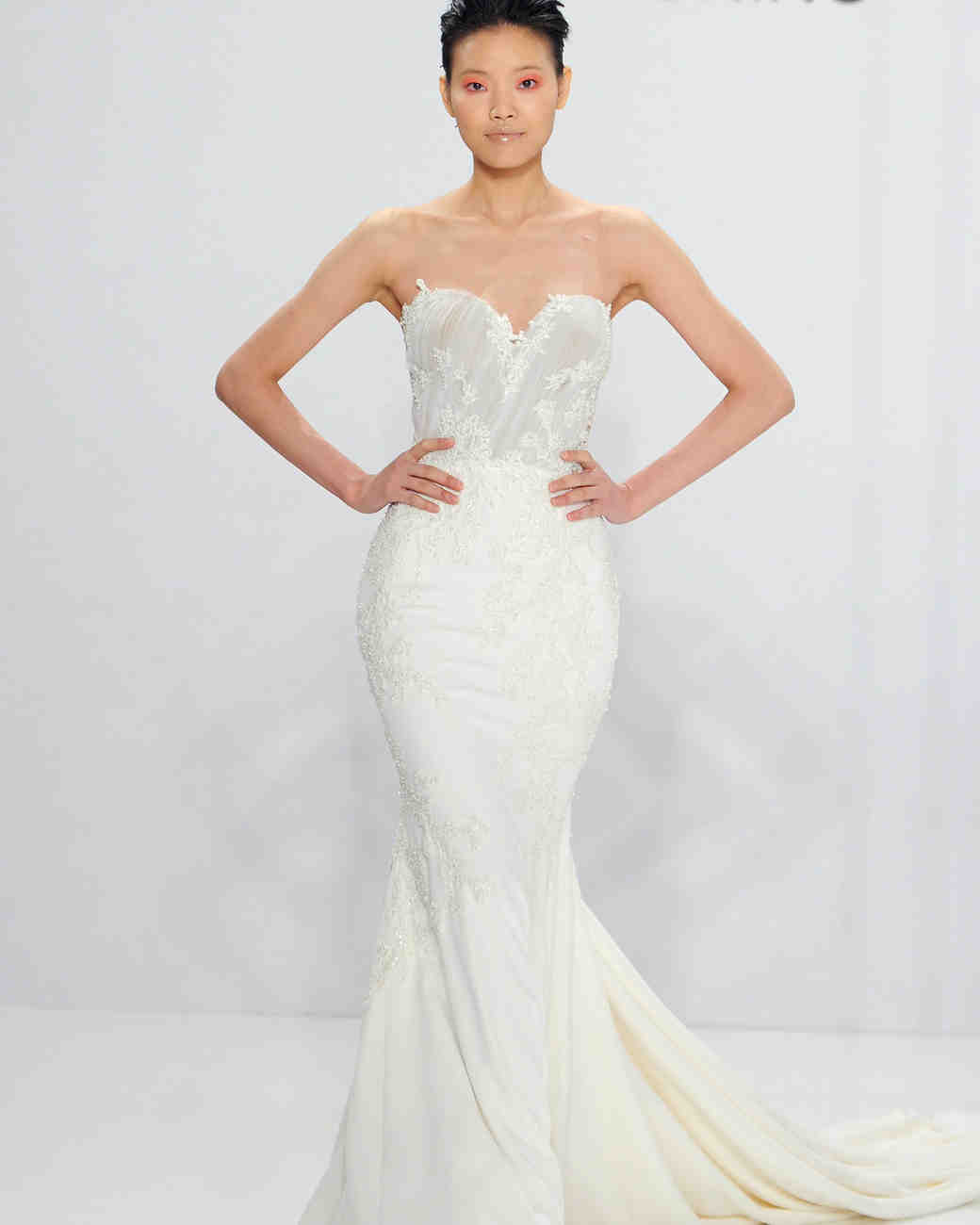 Mark Zunino Wedding Dress