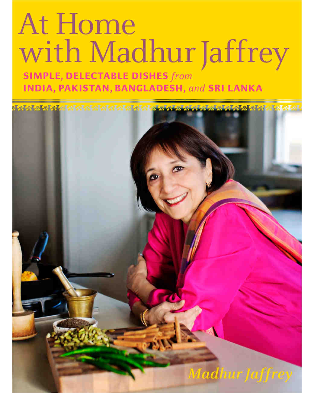 Madhur Jaffrey's Ultimate Curry Bible Cookery Book of Year 2003 Hardcover Recipe