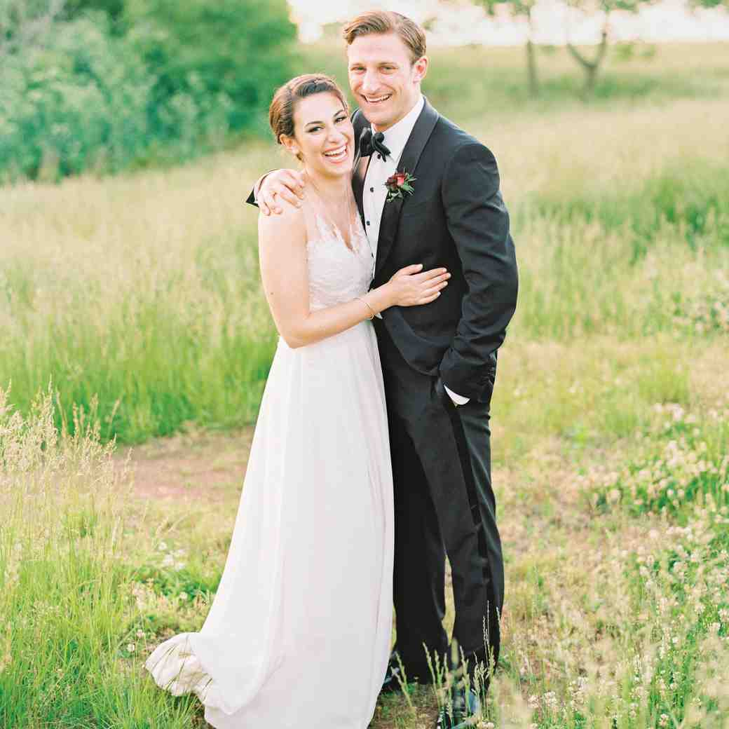 A Farm Wedding with Vineyard Charm