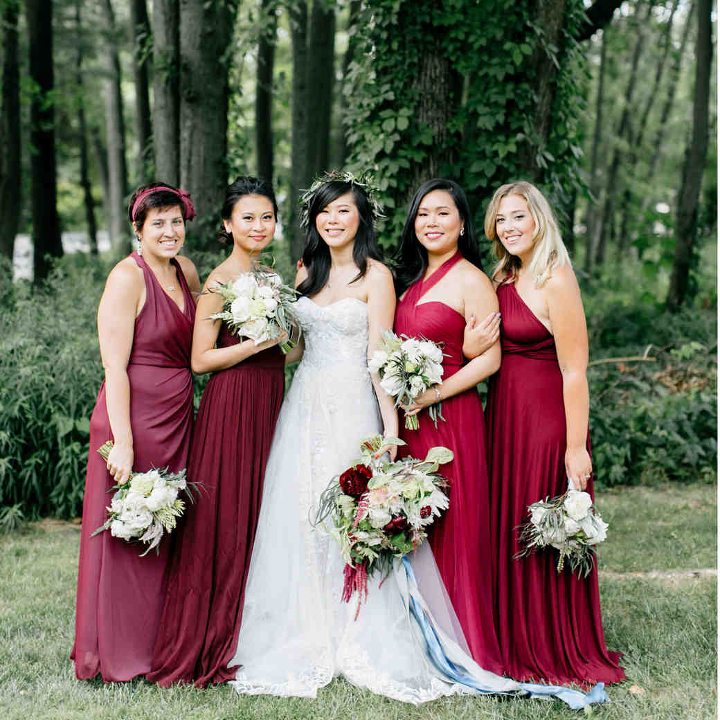Worst bridesmaid dresses weddings dresses worst bridesmaid dress gallery braidsmaid tail junglespirit Image collections