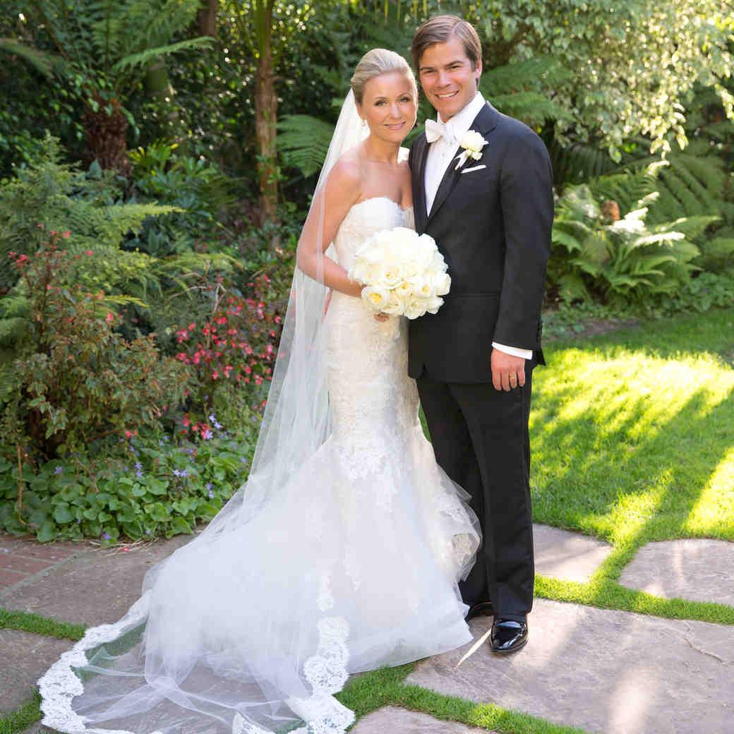 A Classic Santa Barbara Wedding