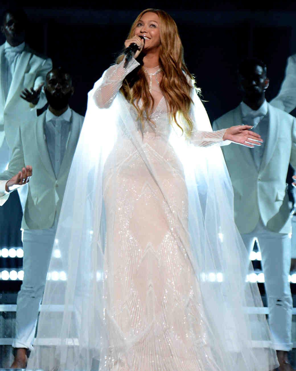 Beyonce 7 11 white dress rent