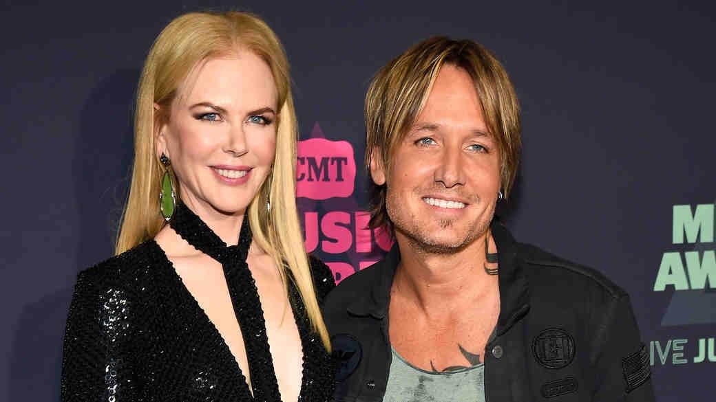 Keith Urban Serenades Nicole Kidman to Show Jimmy Fallon Who Really Has Her Heart