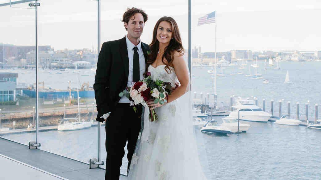 A Contemporary Wedding at a Boston Art Museum