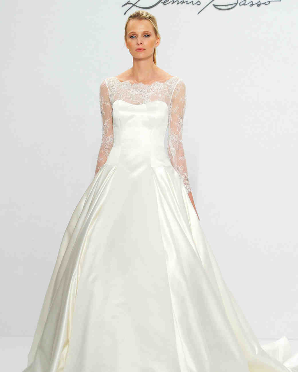 Dennis Basso Fall 2017 Wedding Dress Collection