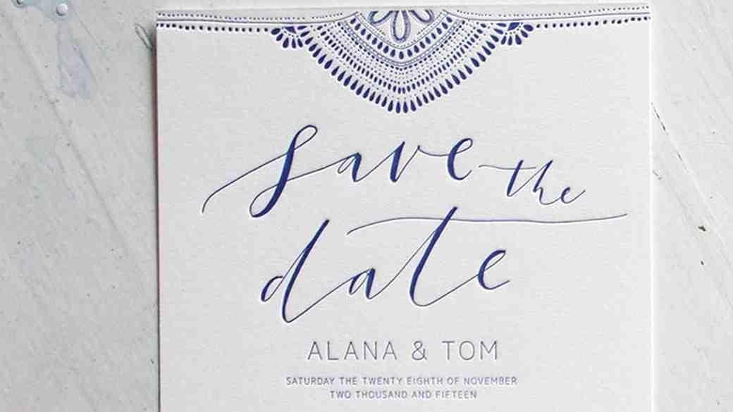 SavetheDates – Wedding Save the Date Websites