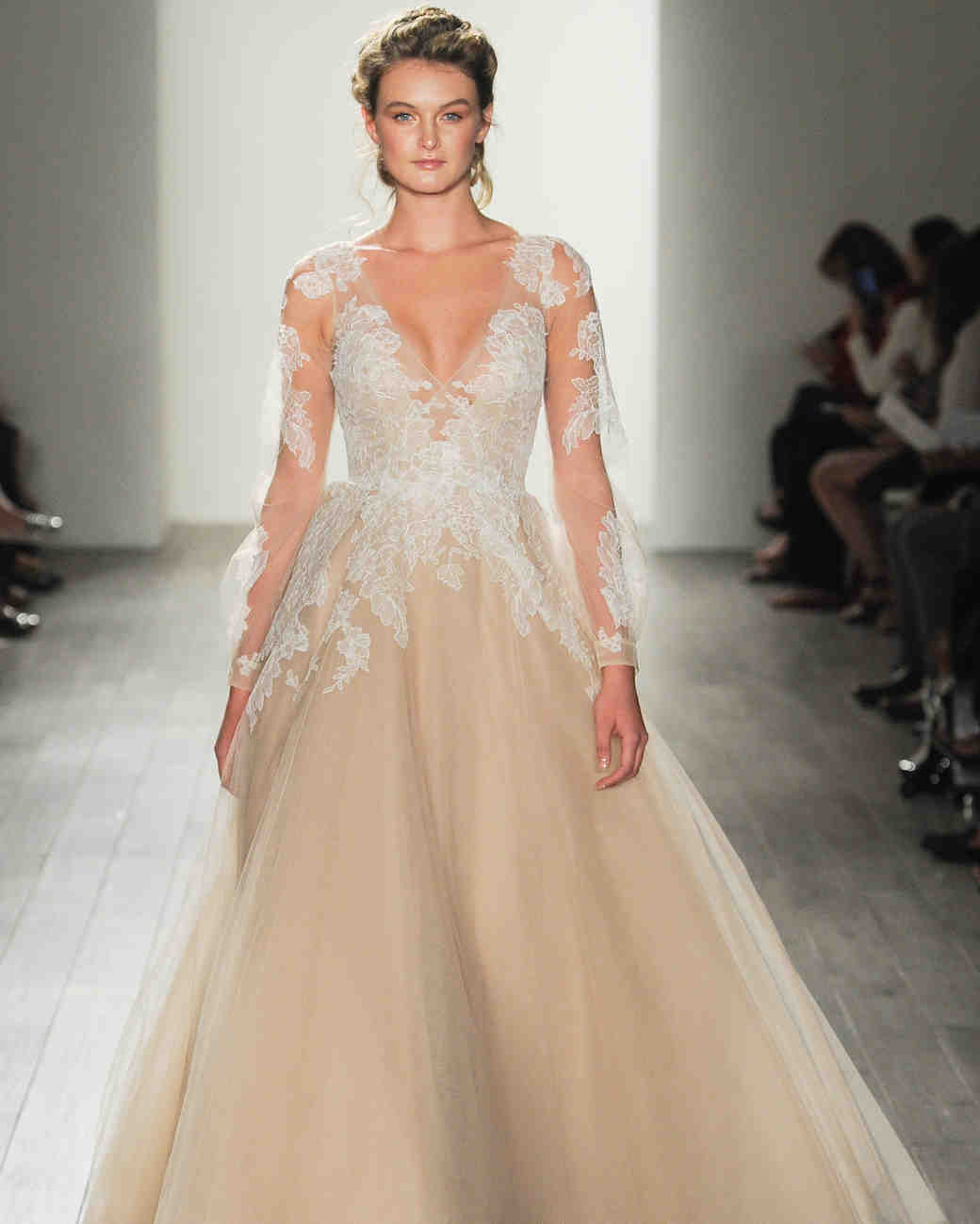 Hailey Paige Wedding Gowns: Hayley Paige Fall 2017 Wedding Dress Collection